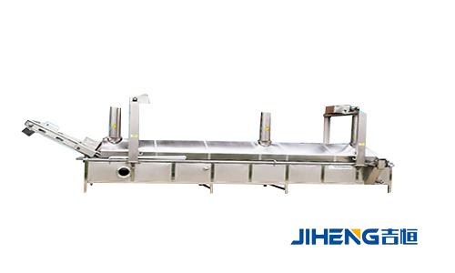 自动连续油炸机技术设计以及其主要优势