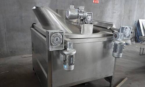 什么是油炸生产线以及其主要包括的设备